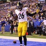 Ex-MSU RB Le'Veon Bell 'best all-around in the game' in Pittsburgh