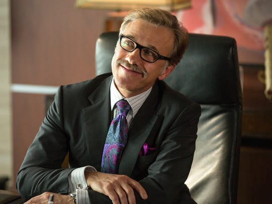 'Horrible Bosses 2' star Christoph Waltz had some bad