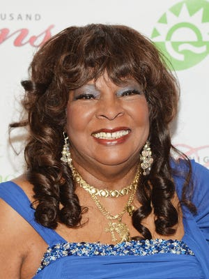 Martha Reeves at Night of a Thousand Gowns in New York in 2014.