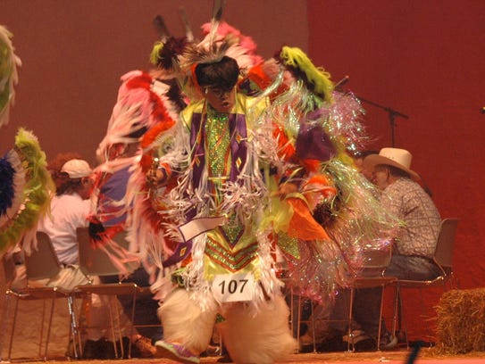 The Boy Scouts of America South Texas Council Karankawa Lodge 307 will host its Native American Pow-Wow beginning at 5 p.m. Saturday, Jan. 13 at First United Methodist Church