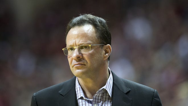 """Tom Crean said he received a text message from IU athletic director Fred Glass asking for a meeting. Expecting to be fired, Crean declined the meeting, he said. """"I knew what was coming,"""" he said, """"and wasn't going to do that."""""""