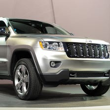 The 2011 Jeep Grand Cherokee is being recalled.