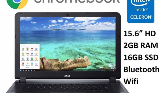 Acer's Google Chromebook sells for $199