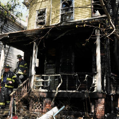 Fire chief talks on Poughkeepsie fire
