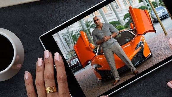Amazon's Fire HD 10 tablet will be more satisfying for an adult than the lower priced HD 8.