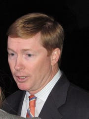 Florida's Commissioner of Agriculture Adam Putnam