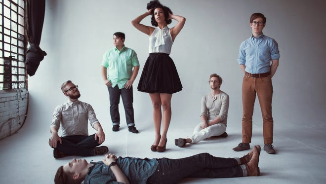 McMillan Library will present Madison-based indie band PHOX in concert on Thursday  in the Library's Fine Arts Center.