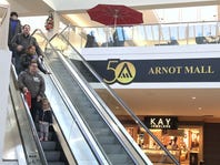 Arnot Mall celebrates 50th year, looks to future