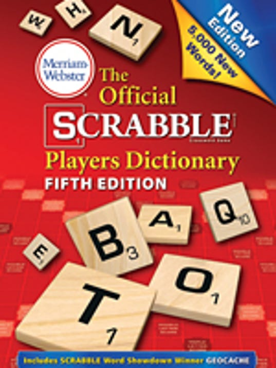 Merriam Webster Scrabble Dictionary Small Web
