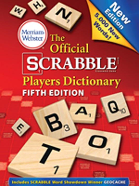 Merriam Webster Scrabble Dictionary Small Web