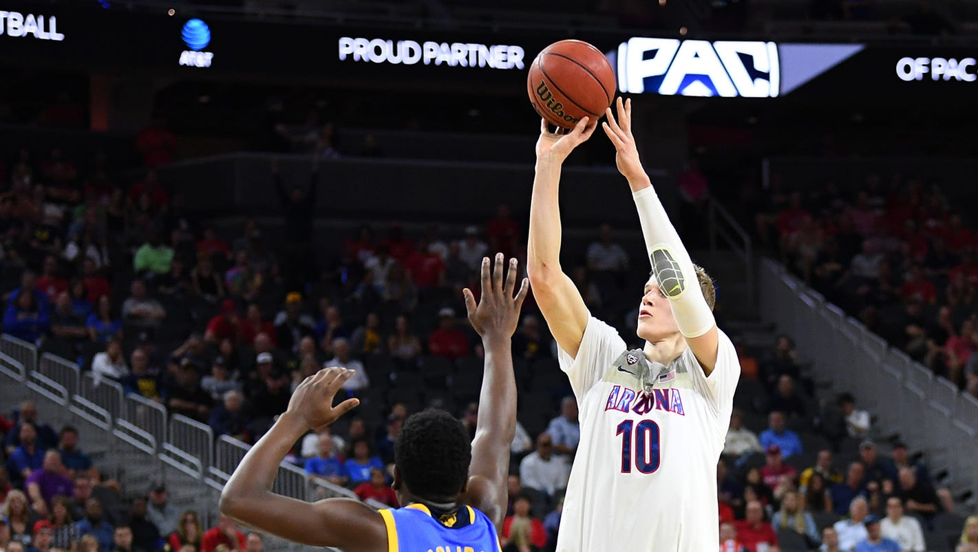 arizona 7 0 freshman lauri markkanen brings even bigger game than