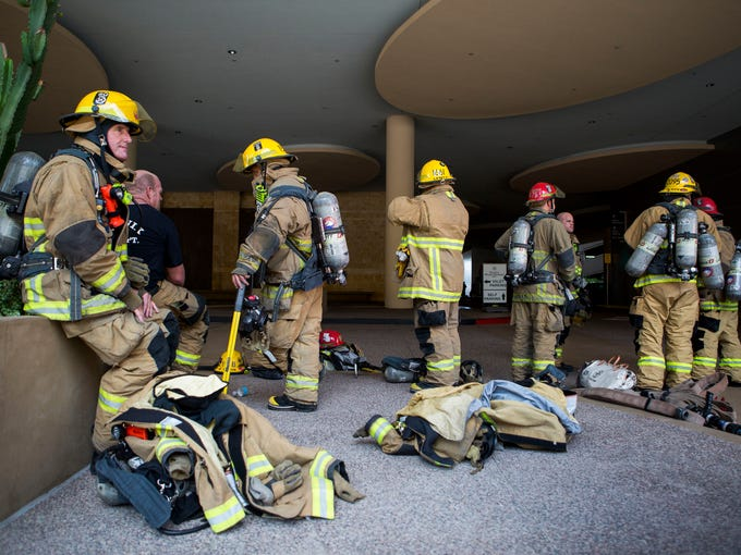 Here is a sampling of what various Phoenix firefighters