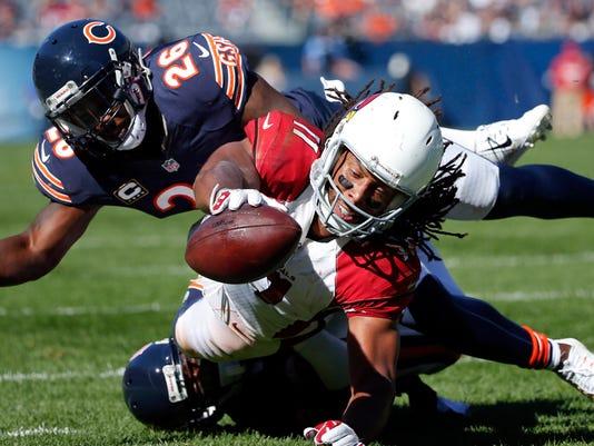 NFL: Arizona Cardinals at Chicago Bears