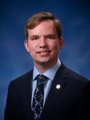 State Rep. James Lower, R-Cedar Lake
