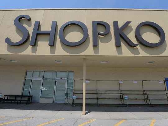 Shopko store on Military Avenue in Green Bay.