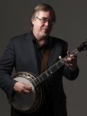 Tony Trischka headlines this year's Highlands Bluegrass Festival & Craft Fair.