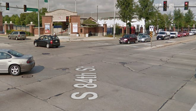 At 84th Street and Greenfield Avenue, a youth attacked a homeless man with a baseball bat.