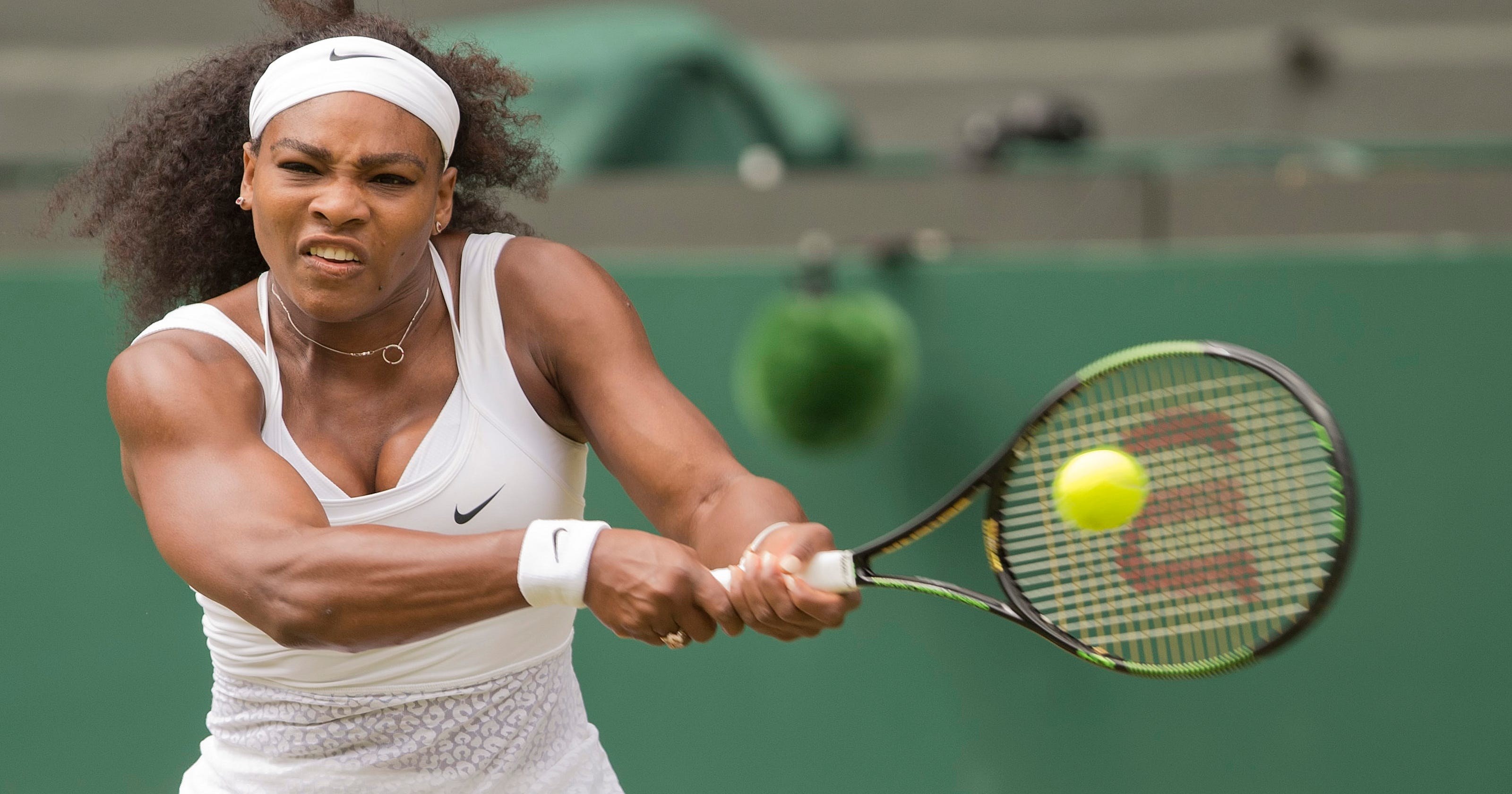 Wimbledon Williams Sisters Wow >> Serena Williams Has Tough Road To Wimbledon Title With Azarenka Up Next