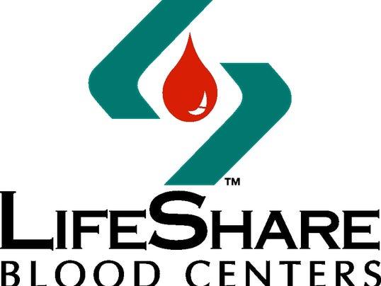lifeshare blood logo