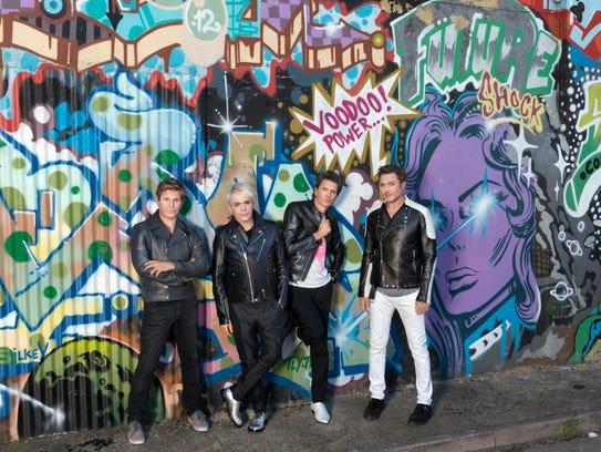 Duran Duran plays the GSR's Grand Theatre on Sept.