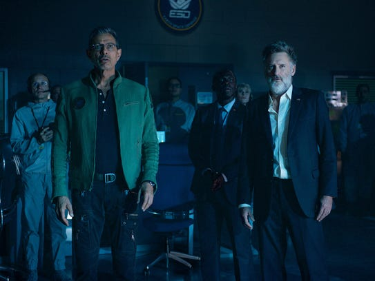Jeff Goldblum and Bill Pullman are back — and so are