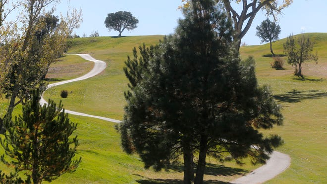 The Aztec Municipal Golf Course as seen on Nov. 3, 2015. City commissioners are discussing whether the city should continue operating the golf course.