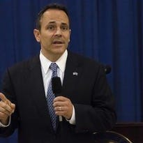 Listen to voicemail from Ky. Gov. Bevin to State Rep. Russ Meyer