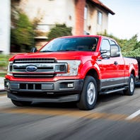 Ford F-series, Mercedes dominate with same playbook