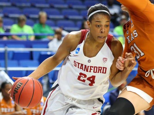 NCAA Womens Basketball: NCAA Tournament-Lexington Regional- Texas vs Stanford