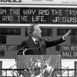 Allhands: Why Billy Graham's crusades wouldn't work today