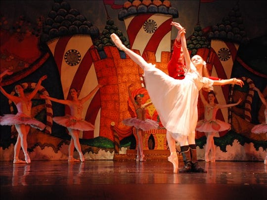 "Clara, the Nutcracker Prince and a Sugar Plum Fairy all get their chance to shine when the Northeastern Wisconsin Dance Organization opens its ninth production of the ""Green Bay Nutcracker Ballet"" on Friday."