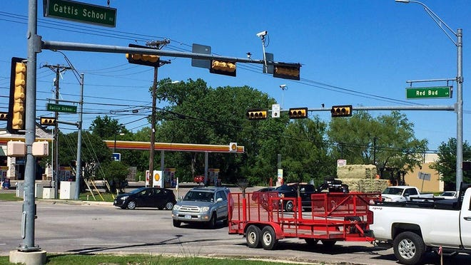 Round Rock's Driving Progress program aims to ease congestion and promote connectivity on major thoroughfares such as Gattis School Road (above) and University Boulevard.