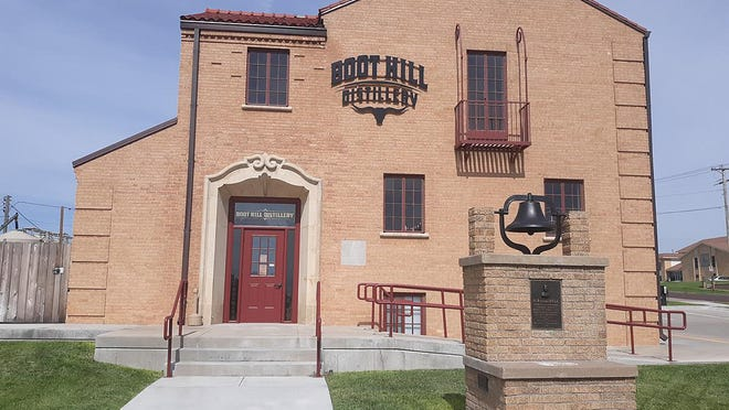 Boot Hill Distillery in Dodge City will begin phases to expand its operation with a ground-breaking ceremony at its additional facility at 14th Avenue and US-56 highway as part of the distillery's four-year anniversary.