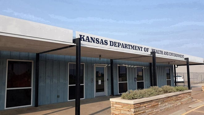 National Beef and Dodge City USD 443 were the only local facilities listed in the Wednesday case cluster summary report from the Kansas Department of Health and Environment.