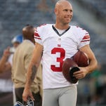 Giants announce Josh Brown will not accompany team to London
