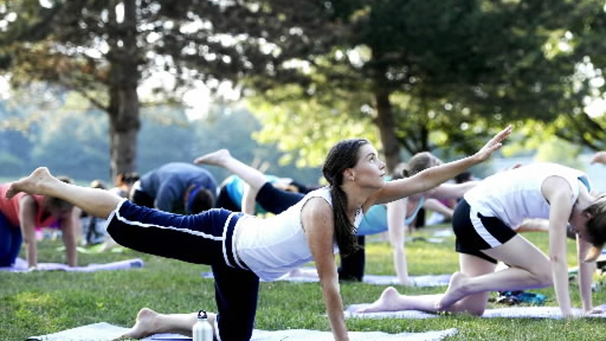 No Sweat In The Park Welcomes Back Lotus Moon Yoga And Creative Healing Arts Center For Free Classes In July