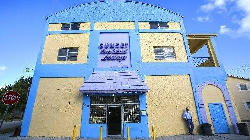 Sunset Lounge, a multimillion-dollar redevelopment project several years in the making.