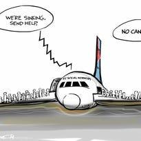 Marc Murphy's editorial cartoons for September 2016