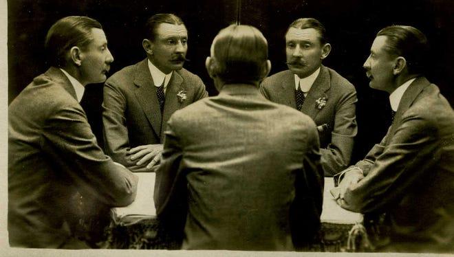 "The ""five-man Breckenridge editorial committee."""