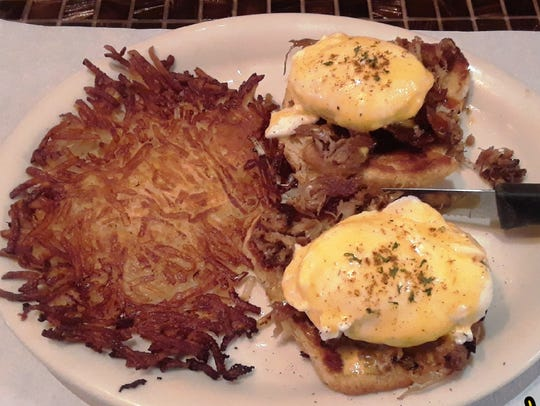 The Bennys — Hart & Soul's takes on eggs Benedict —