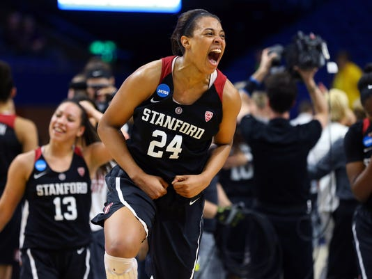 NCAA Womens Basketball: NCAA Tournament-Lexington Regional- Stanford vs Notre Dame