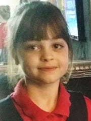 Saffie Roussos, 8, was the youngest of the victims
