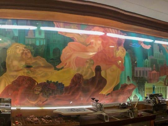 Mural Lounge