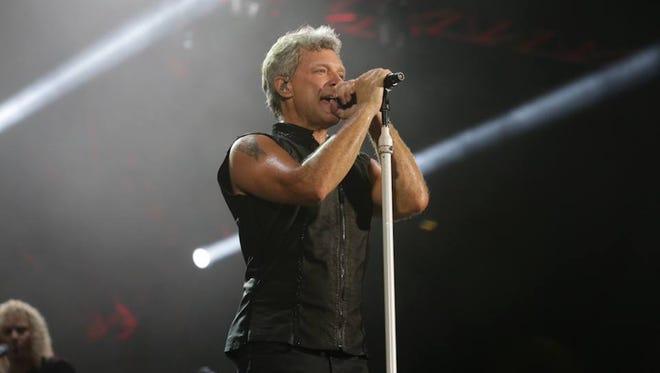 Jon Bon Jovi: Francis is my middle name.