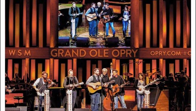 Bluegrass group, The Grascals