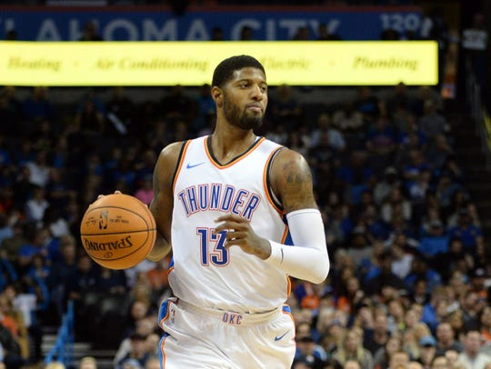 Paul George left the Pacers in the lurch, but the team