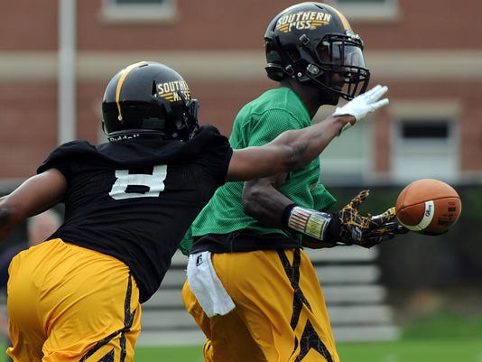USM Football Practice | Gallery