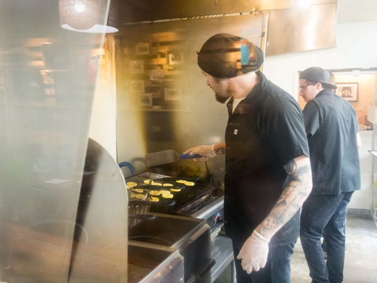 Chefs cook for Golden Ticket winners as other staff