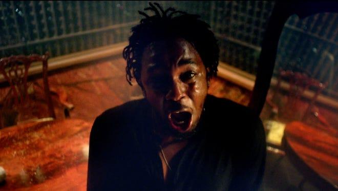In the world of Kendrick Lamar, 'God is Gangsta.'
