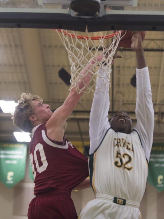 HS Basketball: Carver Vs. Prattville 08